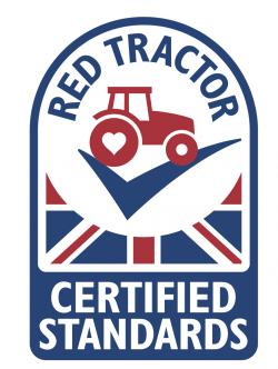 Red Tractor new logo