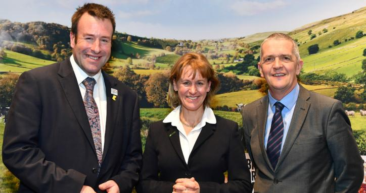 NFU officeholder team